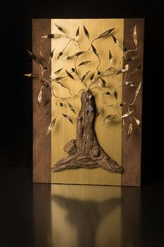 Clay Art, Decoupage, Diy And Crafts, Clever, Canvas, Gallery, Flowers, Olive Tree, Clay
