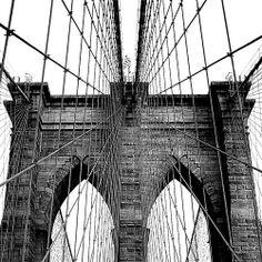Brooklin Bridge - New York ˚