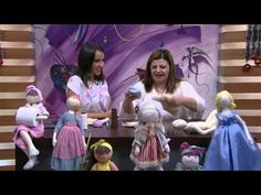Boneca Porta Rolo de Papel Higiênico PT2 - mulher.com (02/12/2015) - YouTube