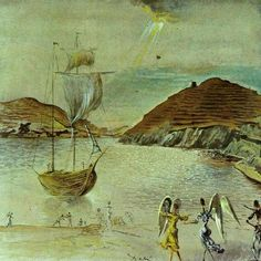 Two Decades of Selling Only Authentic art by Salvador Dali. A free catalog and DVD for Dali collectors L'art Salvador Dali, Salvador Dali Paintings, Spanish Painters, Spanish Artists, Magritte, Figueras, Statues, Gravure, Oeuvre D'art