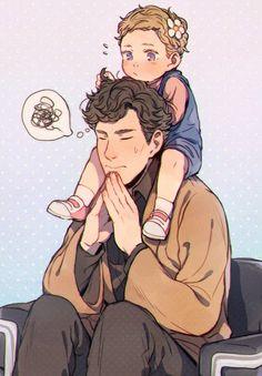 Sherlock Season 4 || Rose Watson