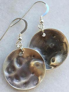 Moon earrings dangle | moon earrings silver #jewelry #earrings @EtsyMktgTool http://etsy.me/2rv4Mv5