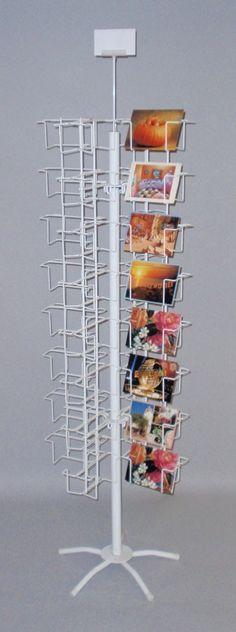230 greeting card racks displays