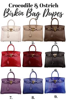 Birkin Inspired Handbags - Your Ultimate Guide To Hermes Bag Dupes   Hermes  Birkin Replica   b3ff698ff9