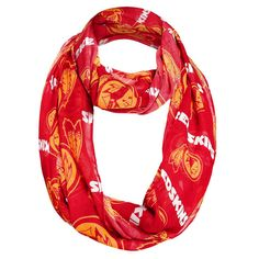 Washington Redskins Women's Team Logo Infinity Scarf - $19.99