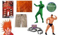 Blanka Costume | DIY Guides for Cosplay & Halloween