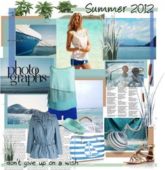 """""""Summer 2012"""" by dreamer1983 on Polyvore"""