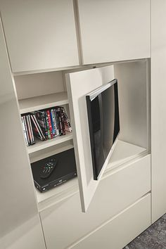Schlafzimmer/bedroom Ideas Bedroom Storage Cupboard Cabinets For 2019 How Much Activity Bedroom Storage For Small Rooms, Small Room Bedroom, Closet Bedroom, Trendy Bedroom, Modern Bedroom, Bedroom Decor, Bedroom Tv, Ikea Closet, Closet Space
