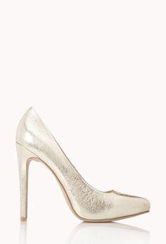 Disco Darling Pumps | Shoes | Women - 2000088658 | Forever 21 EU