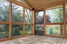 Screened Porch in Corvallis