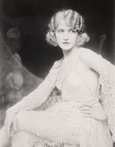 Mary Eaton was a popular actress, singer and dancer in the 1920's