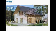PS-08_Projekt autorski domu jednorodzinnego w technologii Perfekko System