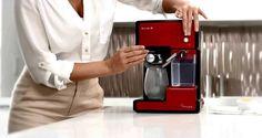 Espressor Breville Prima Latte VCF045X – pareri  Dupa cum probabil ai realizat si din alte articole – sunt un mare fan al cafelei, in special ... Citeste >> Latte, Drip Coffee Maker, Kitchen Appliances, Diy Kitchen Appliances, Coffee Making Machine, Home Appliances