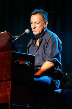 Bruce Springsteen Photos: Inside the 'Stand Up for Heroes' Event