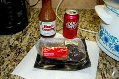 3 ingredient pulled pork in the crock pot (dr pepper makes this recipe the bomb!) cooker recipe 3 ingredient 3 Ingredient Barbecue Pulled Pork Recipe {In the Slow Cooker} Pork Rib Recipes, Pork Tenderloin Recipes, Crockpot Recipes, Cooker Recipes, Barbecue Recipes, Grilling Recipes, Meat Recipes, Drink Recipes, Yummy Recipes