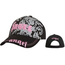 "Wholesale Kids Junior Sized Baseball Cap ""Angel"" C5219B (1 pc.) $2.50 a piece"