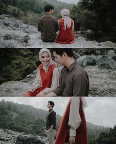 Muslim Couple Photography, Korean Wedding Photography, Outdoor Wedding Photography, Pre Wedding Poses, Pre Wedding Photoshoot, Wedding Shoot, Post Wedding, Dream Wedding, Creative Wedding Ideas
