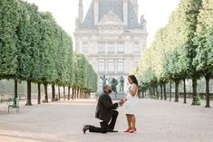 This Paris proposal ten years in the making has us swooning.   Flytographer Plan My Wedding, Destination Wedding, Surprise Proposal, Proposal Ideas, Engagement Photography, Wedding Photography, Big Brown Eyes, Proposal Photographer, Cute N Country