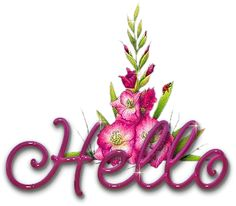 Hello Friendship Flowers, Happy Friendship Day, Flower Words, Flower Quotes, Gifs, Hello Quotes, Keep Calm, Image Facebook, Afternoon Quotes