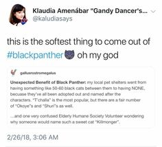 Omg that's amazing!!! I have wayyy to many names for black cats and zero black cats...