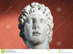 Alexander the Great portrait from Hadrian Rule
