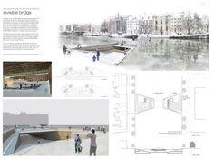 [AC-CA] International Architectural Competition - Concours d'Architecture | [AMSTERDAM] Iconic Pedestrian Bridge