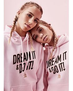 "1.1m Likes, 8,169 Comments - Lisa and Lena | Germany® (@lisaandlena) on Instagram: ""#DREAMitandDOit#LisaandLenaOfficialShop """