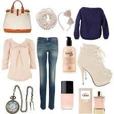 fashion clothes and fashion wear