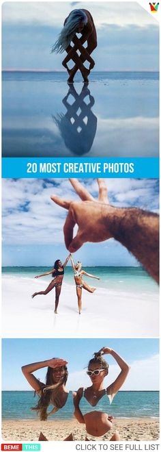 20 Most Creative Photos #photography #amazing #bemethis