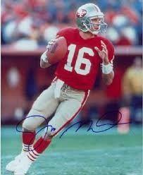 I love to play Football My model is the best QB ever -> Joe Montana 49ers Players, Football Players, Football Season, 49ers Pictures, Football Pictures, Famous Sports, Joe Montana, Olympic Champion, Athletic Men