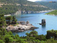 Τhe second biggest island of Greece, Evia(Euboia) ~ Εύβοια Island Beach, Big Island, Island Life, Costa, Places In Greece, Greece Islands, Ultimate Travel, Greece Travel, Oh The Places You'll Go