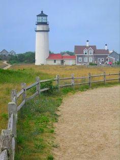 Highland Lighthouse- Truro, Cape Cod (aka Cape Cod Lighthouse)