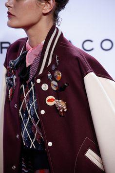 Marc Jacobs Spring 2016 Ready-to-Wear Fashion Show - Kiki Willems Fashion Week, Runway Fashion, High Fashion, Fashion Beauty, Fashion Show, Fashion Trends, Queer Fashion, Fashion 2015, Fashion Inspiration