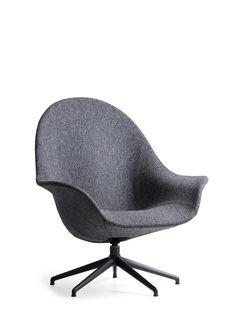 Atticus Lounge   Johansondesign Soft Seating, Atticus, Sofa Chair, Chair Design, Lounge, Office Chairs, Offices, Ali, Furniture