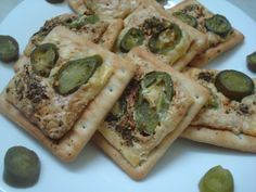 Cheesy Goodness!! <3 http://theclosetplebeians.com/2015/07/06/make-your-own-cheesy-jalapeno-bites/