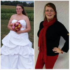 My sister was so lovely on her wedding day! Gorgeous I say! She decided she wanted to lose a few more pounds, so started ASSET it is 100% natural and IT WORKS!! This is her before and after photo. ONLY 8 WEEKS on ASSET, If she wasnt my sister I wouldnt believe it myself. I seen the proof with my own eyes and theres no denying it! If your ready to jump start your weight loss please email me at onlymemissp@gmail.com Thank you and have a blessed day! Sheila ;) #Excited to start my journey on…