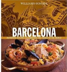 A real walk through the Ramblas with a lot of delicious recipes!  a review @ http://lafatadellazucca.wordpress.com/2012/07/25/recensione-del-libro-barcelona-ricetta-per-escalivadas-contorno-mediterraneo/