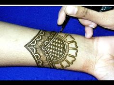 Short Mehndi Design, Very Simple Mehndi Designs, Arabic Henna Designs, Full Hand Mehndi Designs, Mehndi Design Pictures, Mehndi Designs For Girls, Mehndi Simple, Henna Designs Easy, Mehndi Designs For Fingers