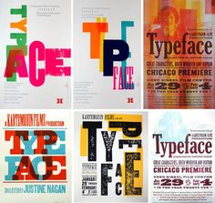 Typeface: The Goods