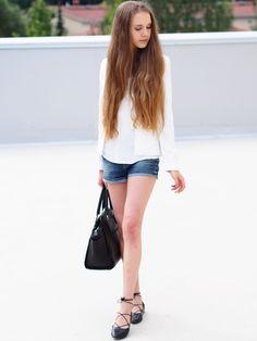 Fashion Basics the Summer Way