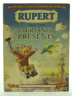 Rupert and the Wrong Presents