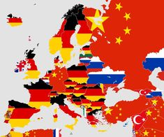 Major Trading Partner in Europe & surrounding areas. (Import Partner)