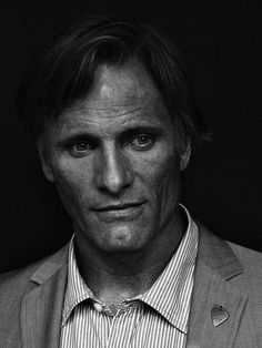 Viggo Mortensen by Raphael Mazzucco. Viggo Peter Mortensen, Jr. is an American actor, poet, musician, photographer and painter. He made his film debut in Peter Weir's 1985 thriller Witness, and subsequently appeared in many notable films ... Wikipedia