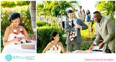 An Indian wedding at Seven Stars in Turks and Caicos with Brilliant Studios