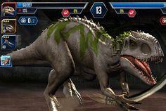 Jurassic World The Game: Indominus Rex by IndominusRex.deviantart.com on @DeviantArt