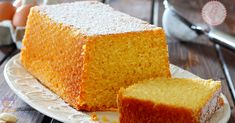 Plum Cake, Gluten Free Desserts, Biscotti, Cake Cookies, Cornbread, Sweet Tooth, Food And Drink, Cooking Recipes, Sweets