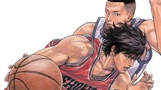 Slam Dunk Manga, Manga Drawing, Manga Art, Basketball Manga, Manga Anime, Hot Anime, Inoue Takehiko, Otaku, Human Art