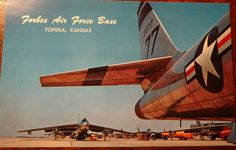 My Dad flew at this base Air Force Bases, Kansas, Opera House, Military, Travel, Viajes, Destinations, Traveling, Trips