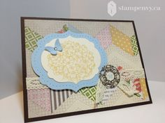 March: Best of Flowers Inspiration by stampenvy - Cards and Paper Crafts at Splitcoaststampers