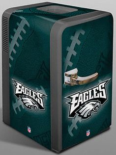 Keep your treats cold! #Eagles Portable Tailgate Fridge. $199.99